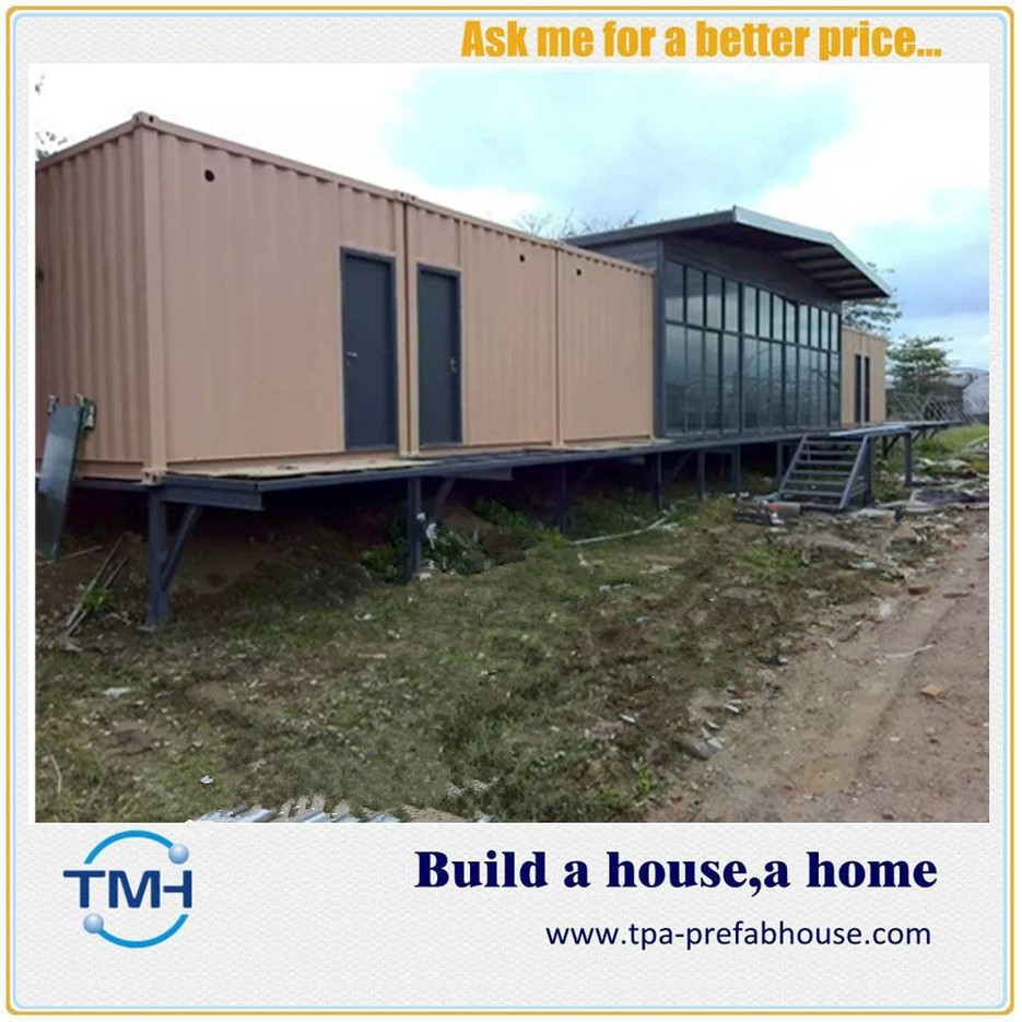 Strong Light Steel Mobile Container House